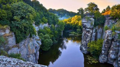 Авторский тур Букский каньон - пикник-тур Черкасская область/Буки